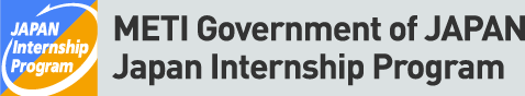 METI Government of JAPAN Japan Internship Program